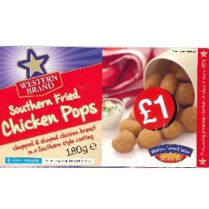 Western Brand Breaded Southern Pops