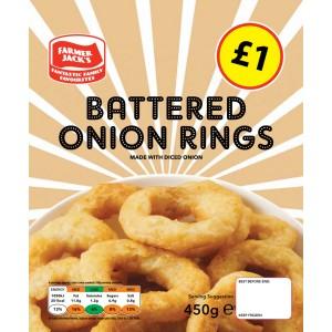 Farmer Jack's Onion Rings