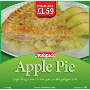 Freshpack Apple Pie