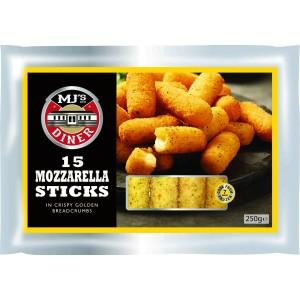 MJ's 15 Mozzarella Sticks