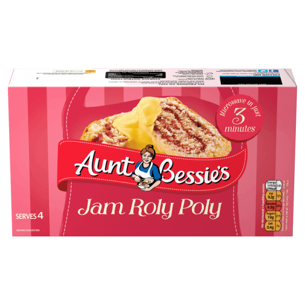 Aunt Bessie's Rolly Polly