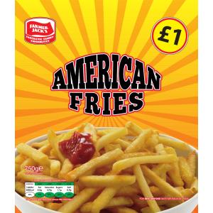Farmer Jack's American Fries