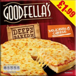 Goodfella's Deep Pan Cheese