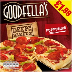 Goodfella's Deep Pan Pepperoni