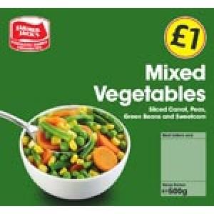 Farmer Jack's Mix Veg