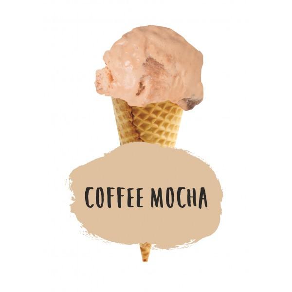 Marshfield Farm Coffee Mocha 5ltr Napoli