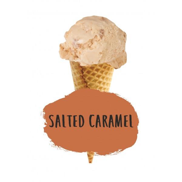 Marshfield Farm Salted Caramel 5lt Napoli