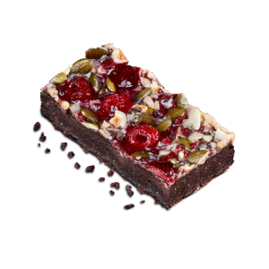 Perfectly Baked Raspberry Brownie 12pp
