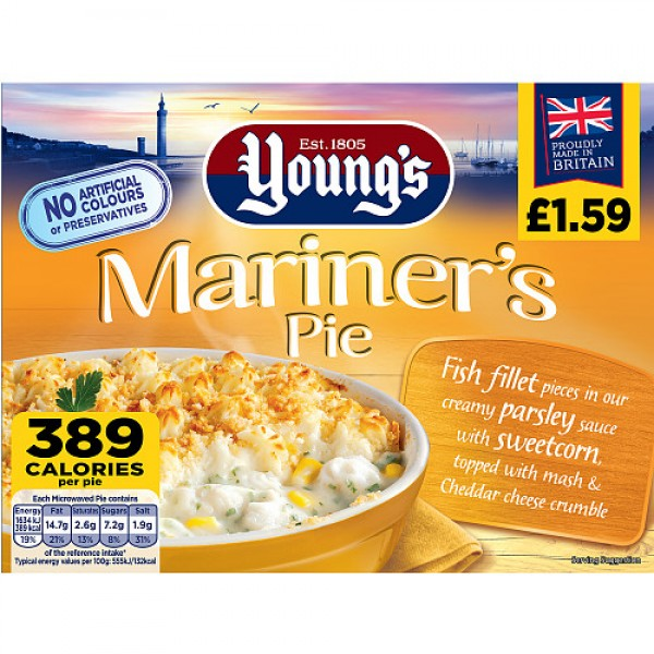 Young's Mariner's Pie