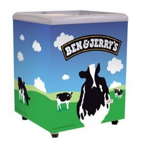 Vista 6 Ben & Jerrys Branded Freezer (POA)