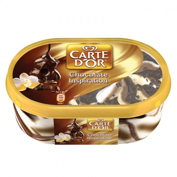 Carte D'Or Chocolate Inspiration 1ltr