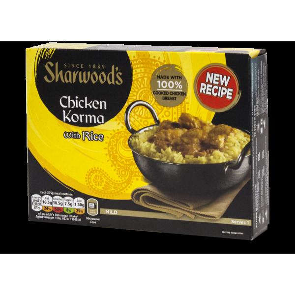 Sharwoods Chicken Korma