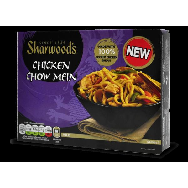 Sharwoods Chicken Chow Mein