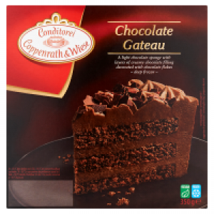 Coppenrath and Wiese Chocolate Gateau