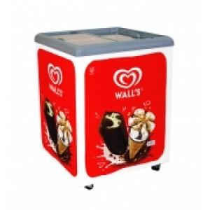 Vista 6 Wall's Branded ice cream freezer