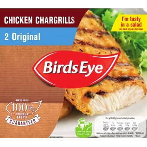 Birds Eye char-grill chicken