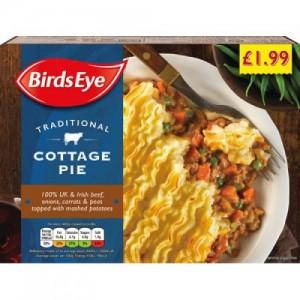 Birds Eye Shepherd's Pie