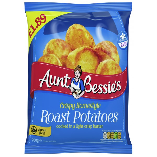 Aunt Bessie's Home Roasts