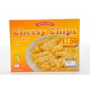 Mayflower Cheese Chips