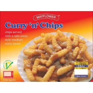 Mayflower Curry Chips