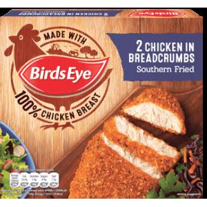 Birds Eye southern fried chicken