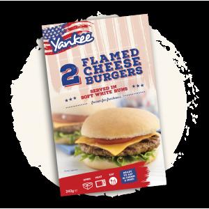 Yankee Cheese Burger