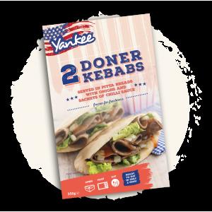 Yankee Donner Kebab