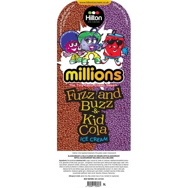 Millions Fuzz Buzz & Kid Cola