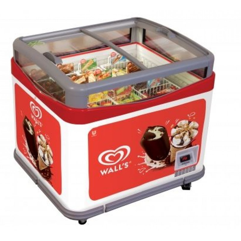 Wall's Branded Ice Cream Freezer - Ibiza 12