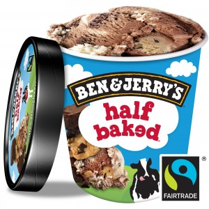 Ben & Jerry's Half Baked 500ml Tub