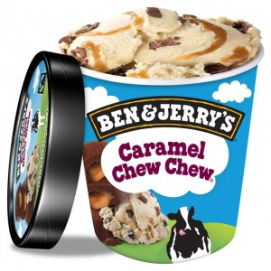 Ben & Jerry's Caramel Chew Chew 500ml