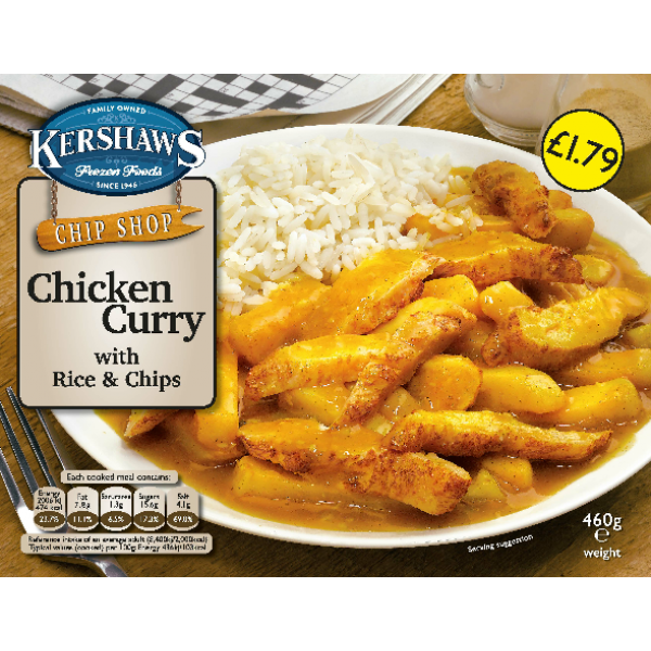 Kershaw's Chicken Curry