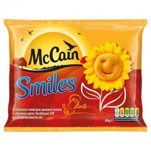 McCain's Smiles
