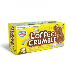 Toffee Crumble Multi Pack