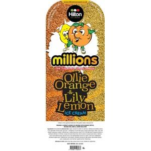 Millions Ollie Orange & Lilly Lemon