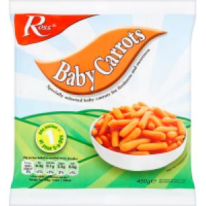 Ross baby carrots