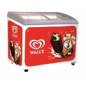 Vista 12 Walls Branded Freezer (POA)