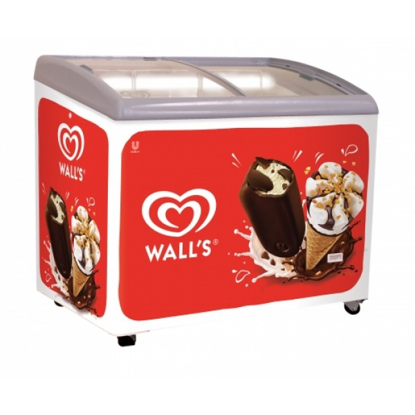 Vista 12 Walls Branded Freezer (POA)