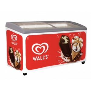 Vista 18 Walls Branded Freezer (POA)