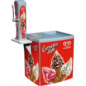 Wall's Branded Cornetto Soft Freezer