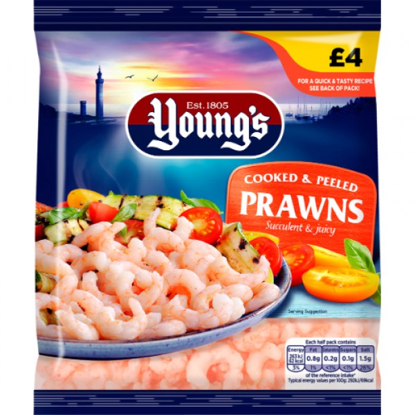 Young's Prawns